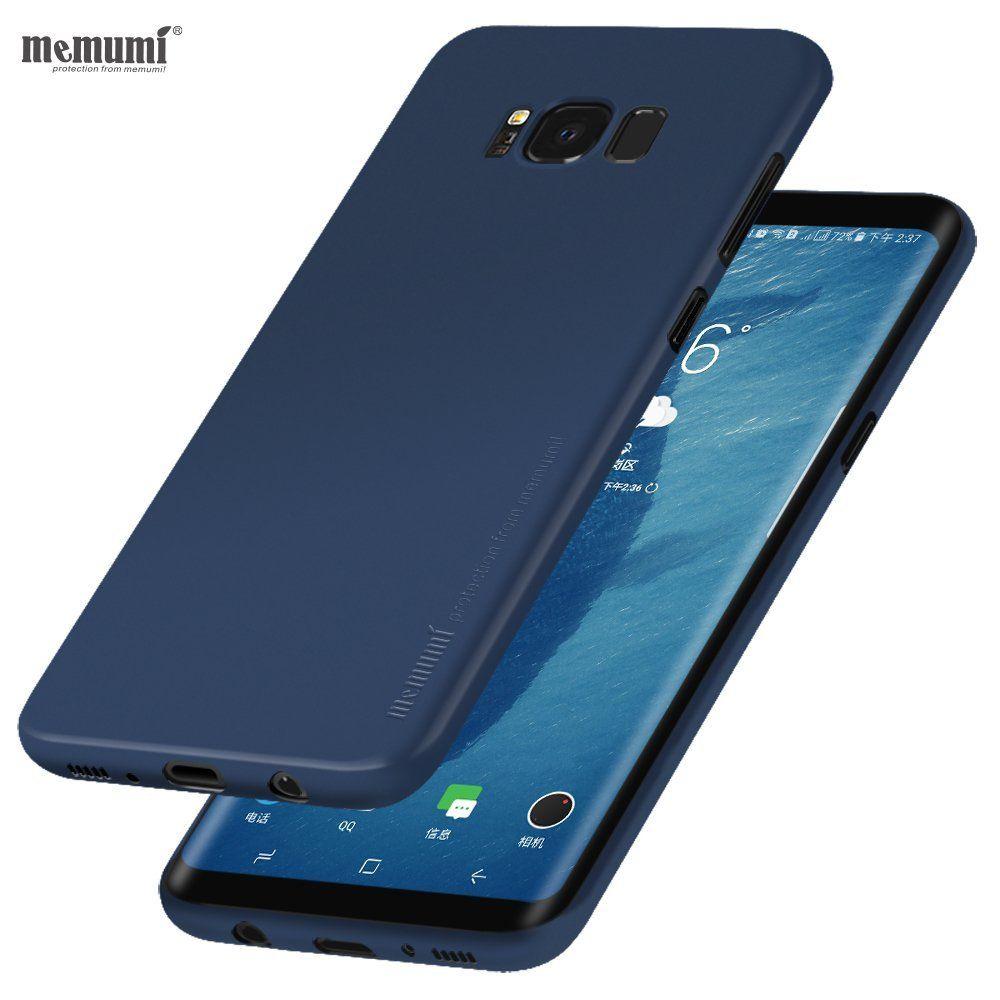 Étui pour samsung Galaxy S8 plus coque arrière Ultra mince pour Galaxy S8 plus mat PP étui mince Anti empreinte digitale Funda s8plus