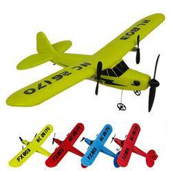 Baru RC Pesawat RTF 2CH HL803 Epp Material RC Pesawat Model RC Glider Drone Mainan Luar Ruangan untuk Anak Anak Ulang Tahun hadiah Gratis Pengiriman