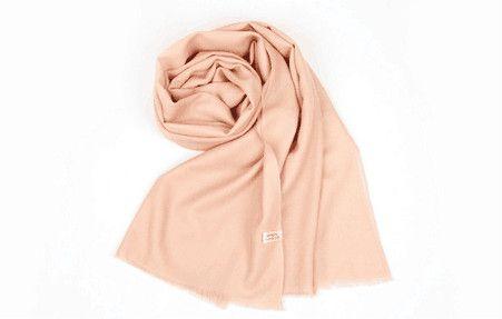 Automne et hiver doux cachemire écharpe pour femmes de haute qualité