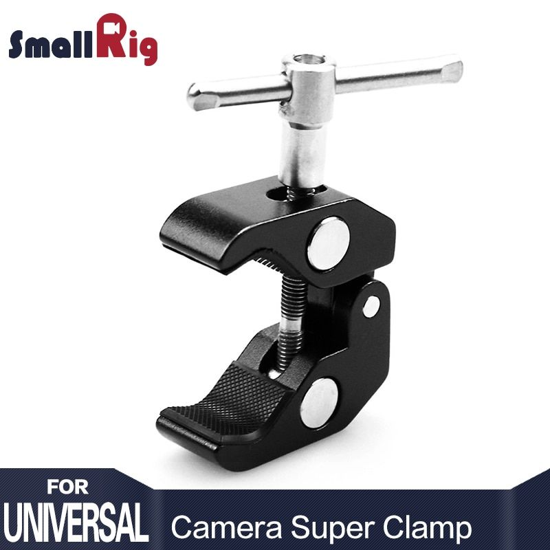 SmallRig Super Clamp w/1/4