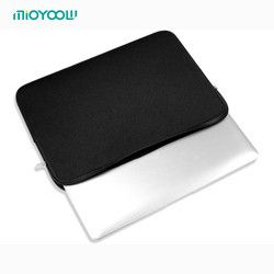 7 Couleurs Laptop Sleeve 11 13 15 15.6 pouce Sac D'ordinateur Portable Cas pour Macbook Air 13 Pro Retina 15 Portable Sacs Pour Xiaomi Air