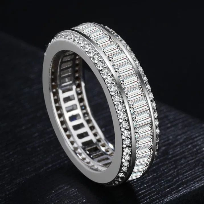 T770 Best Quality Classic 925 Sterling Silver for women wedding Jewelry
