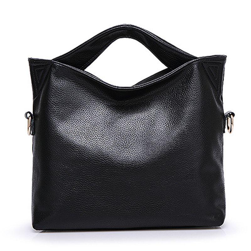 2019 nouvelle mode en cuir sacs à main marque de créateurs femmes sac de messager femmes en cuir sac à bandoulière dames décontracté vintage totes