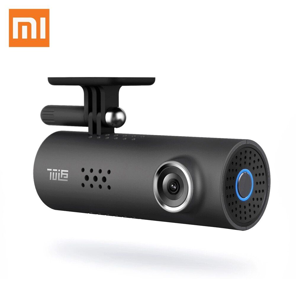 Xiaomi 70 Minutes Smart WiFi DVR 130 Degree Wireless Car Dash Cam <font><b>1080P</b></font> Full HD Night Version G-Sensor Driving Recorder