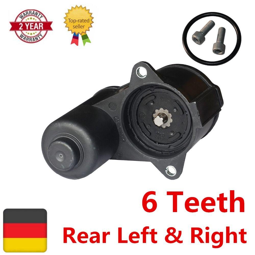 3C0998281B,32330208,3C0998281 6 teeth Caliper Parking Brake Servomotor For VW Tiguan Passat B6 B7 CC 2.0L 3.6L BIS BJ. 2009