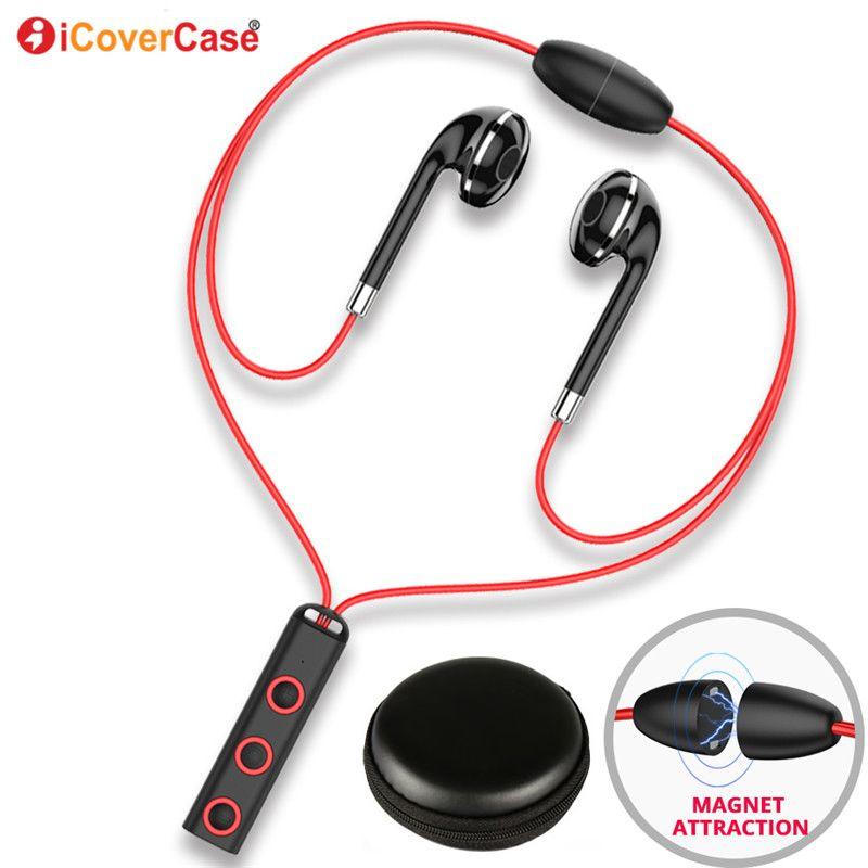 Bass Music Earphone Bluetooth Wireless Headphones For HTC ONE Desire EYE 9 10 EVO M10 U11 U12 Plus Case Earpiece With Microphone