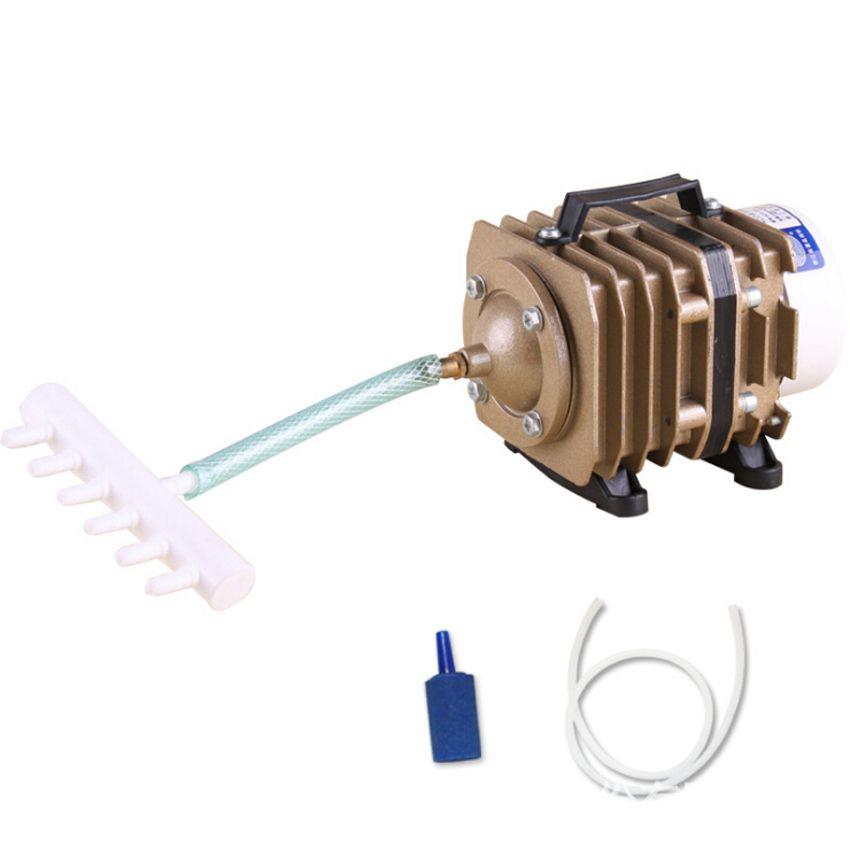 SUNSUN série de pompe à air d'aquarium électromagnétique réservoir d'oxygène aquarium compresseur d'air étang 220 V compresseur pour poissons d'aquarium