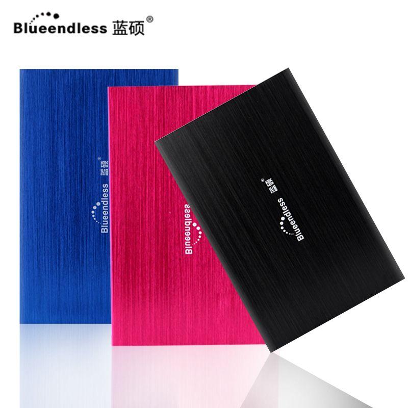 100% vrai disque dur externe Portable HDD 320 GB pour disque de bureau et d'ordinateur Portable 320 gb