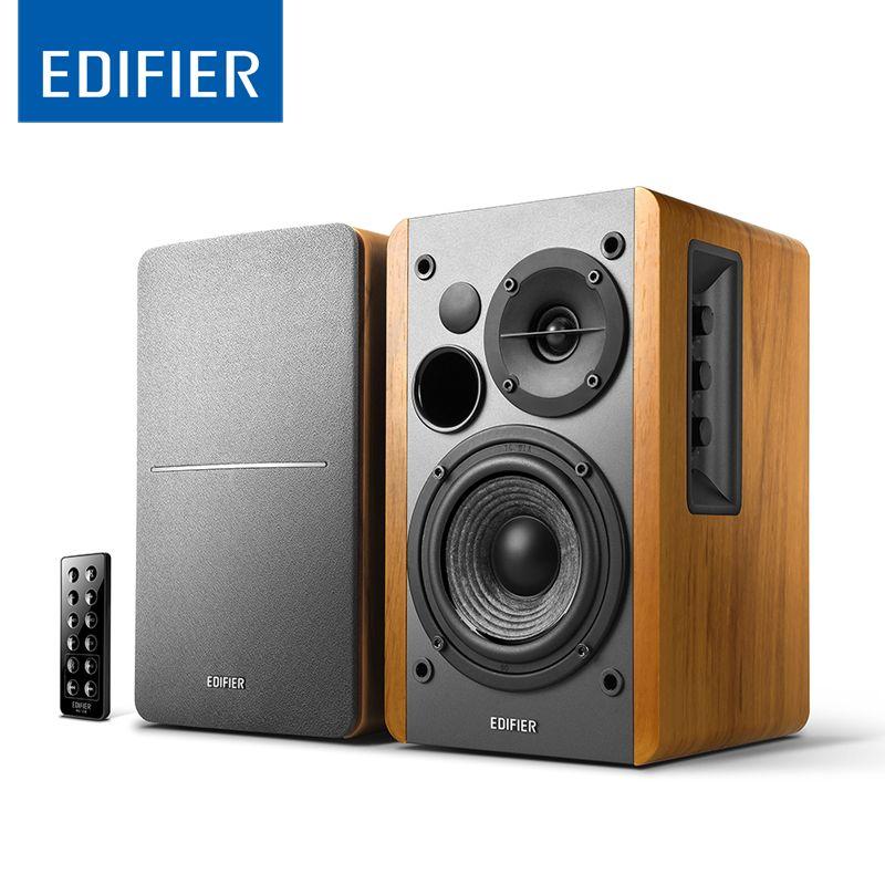 EDIFIER R1280DB HD Bluetooth Sans Fil Haut-Parleur Home Cinéma Parti Haut-Parleur Système de Son avec 4