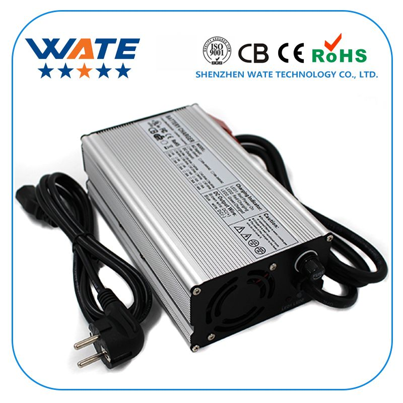 84V 6A Charger 72V Li-ion Battery Smart Charger Used for 20S 72V Li-ion Battery E-bike With fan Auto-Stop Smart Tools