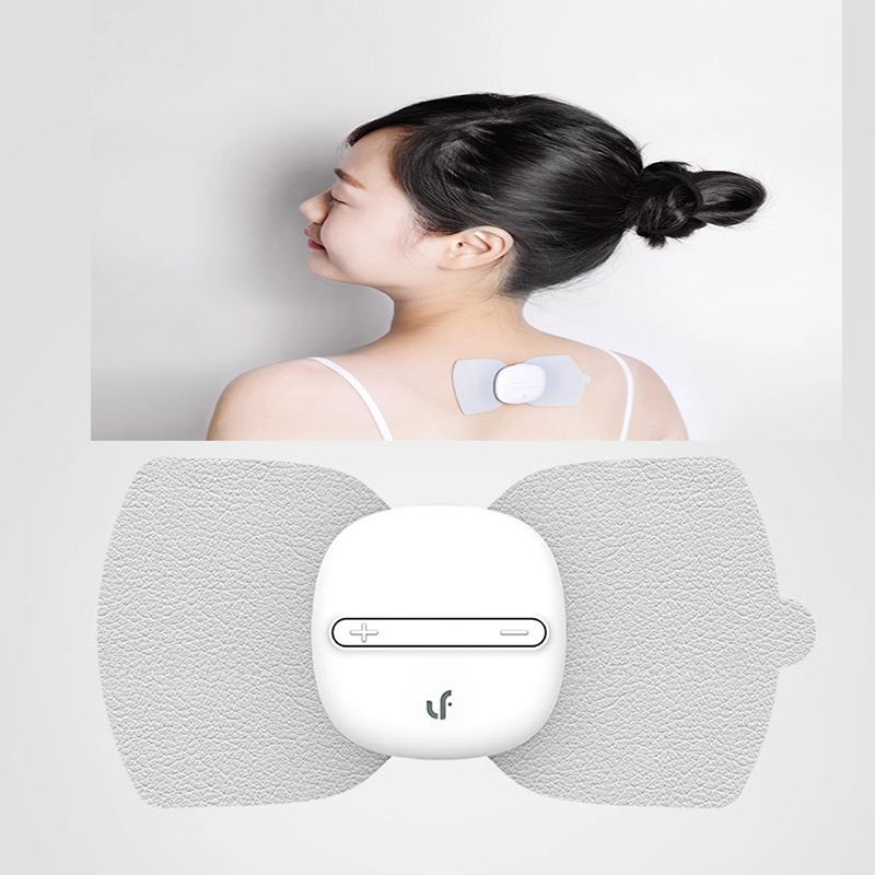Xiaomi LF Brand Portable Electrical Stimulator Full Body Relax Muscle Therapy Massager Magic Massage Stickers For Office worker