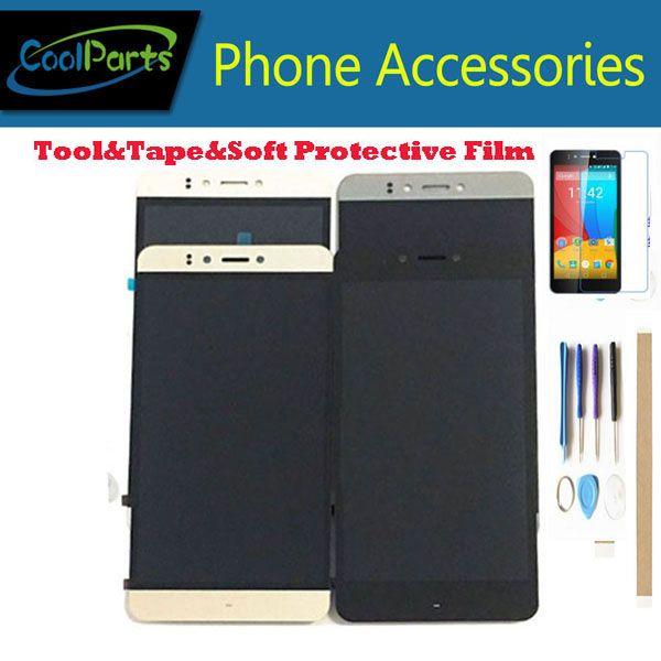 1 pc/lot Pour Prestigio Muze F3 PSP3531 DUO PSP 3530 Muze D3 PSP3532 PSP3530 LCD Écran + Écran Tactile numériser Avec Kits