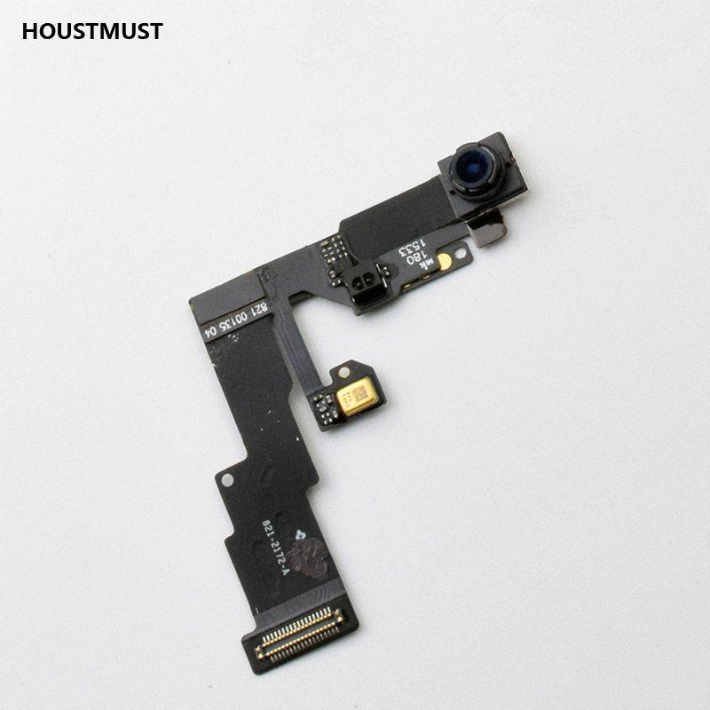 HOUSTMUST  1pcs higt quality Repair Parts Rear front Camera Proximity Sensor Flex Module for iPhone 6 6s 6p 6sp front camera