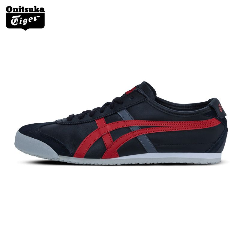 2017 New Arrival ONITSUKA TIGER MEXICO 66 Men Skateboarding Shoes Breathable Leather Woman Sport Shoes Sneakers D4J2L
