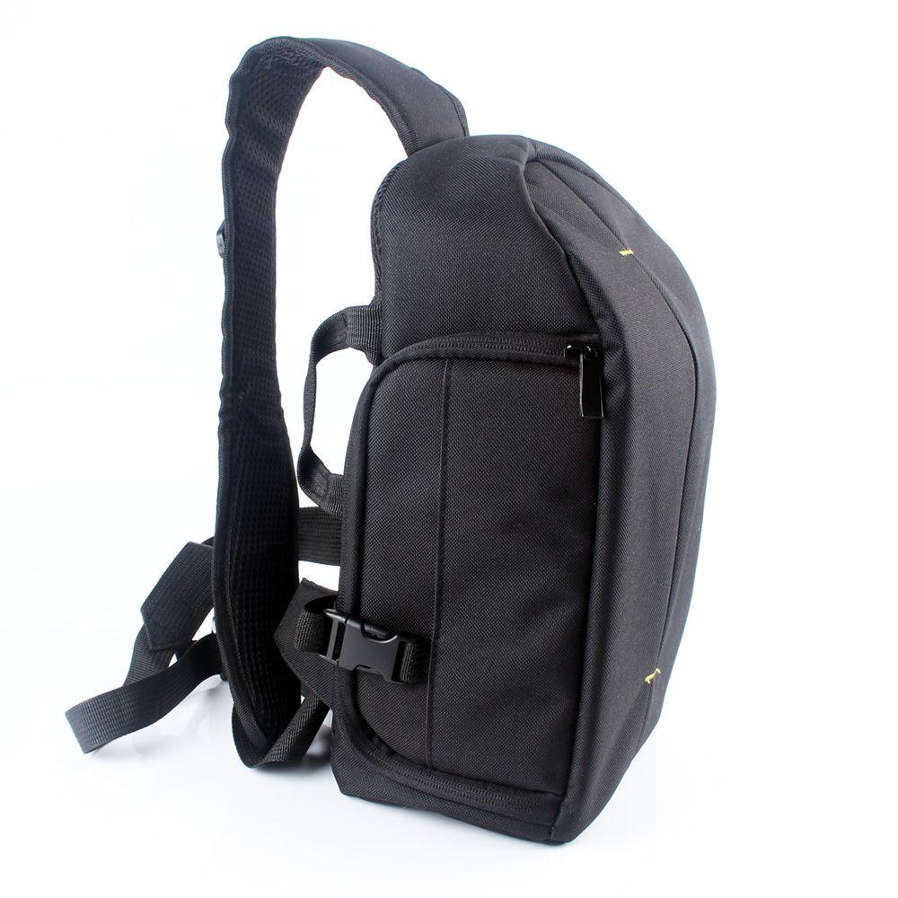 Étanche DSLR appareil photo sac Étui Sac À Dos Sling Épaule Sac de Transport Pour Nikon D3300 D3200 D3100 D7200 D7100 D5300 D5200 D700