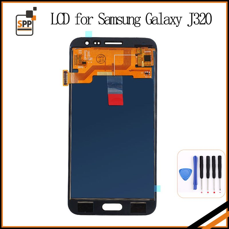 LCD display for Samsung Galaxy J3 J320 J320FN LCD screen touch digitizer assembly repair pantalla for J320A J320M J320F 2016