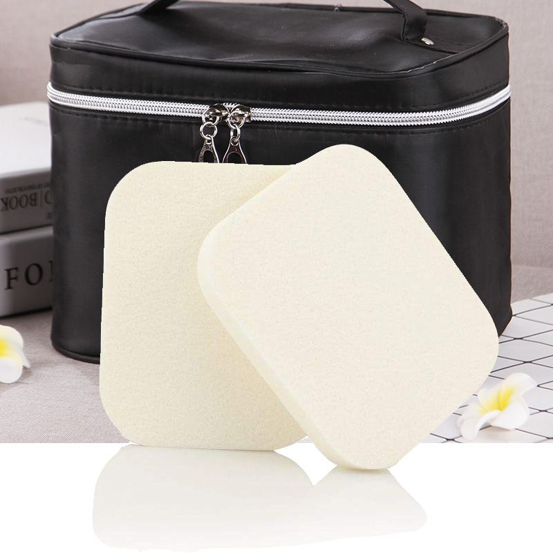 Brand Make Up Puff with Cosmetic Bag Facial Sponges Powder Puff Free Shipping