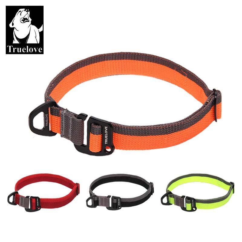 Truelove Nylon Einstellbare Hundehalsbänder Für Große Kleine Hunde Weiche Hundehalsband Für Hunde Outdoor Reise Wandern Jogging 30% Rabatt