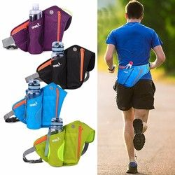 Waist Bags Running Fanny Women Pack Pouch Belt Men Purse Mobile Phone Pocket Case Camping Hiking Sports Hot Sale Water Bottle