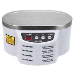 30 W/50 W Mini baño ultrasónico del limpiador limpieza joyería reloj gafas placa de circuito limpiador ultrasónico máquina de limpieza