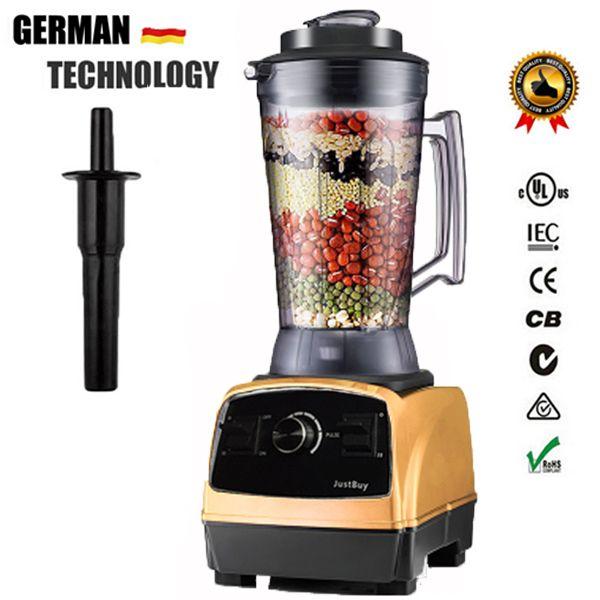 2800W BPA free 3.3HP 4L Heavy Duty Commercial Blender Professional Power Blender Mixer Juicer Food Processor Japan Blade