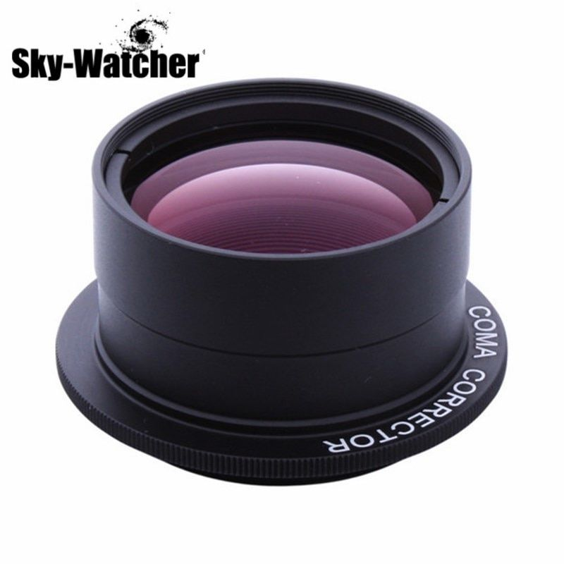 SkyWatcher 2 Coma Corrector Lens MPCC Single Speed Newtonian Reflector F5 Photography Astronomical Telescope Accessories