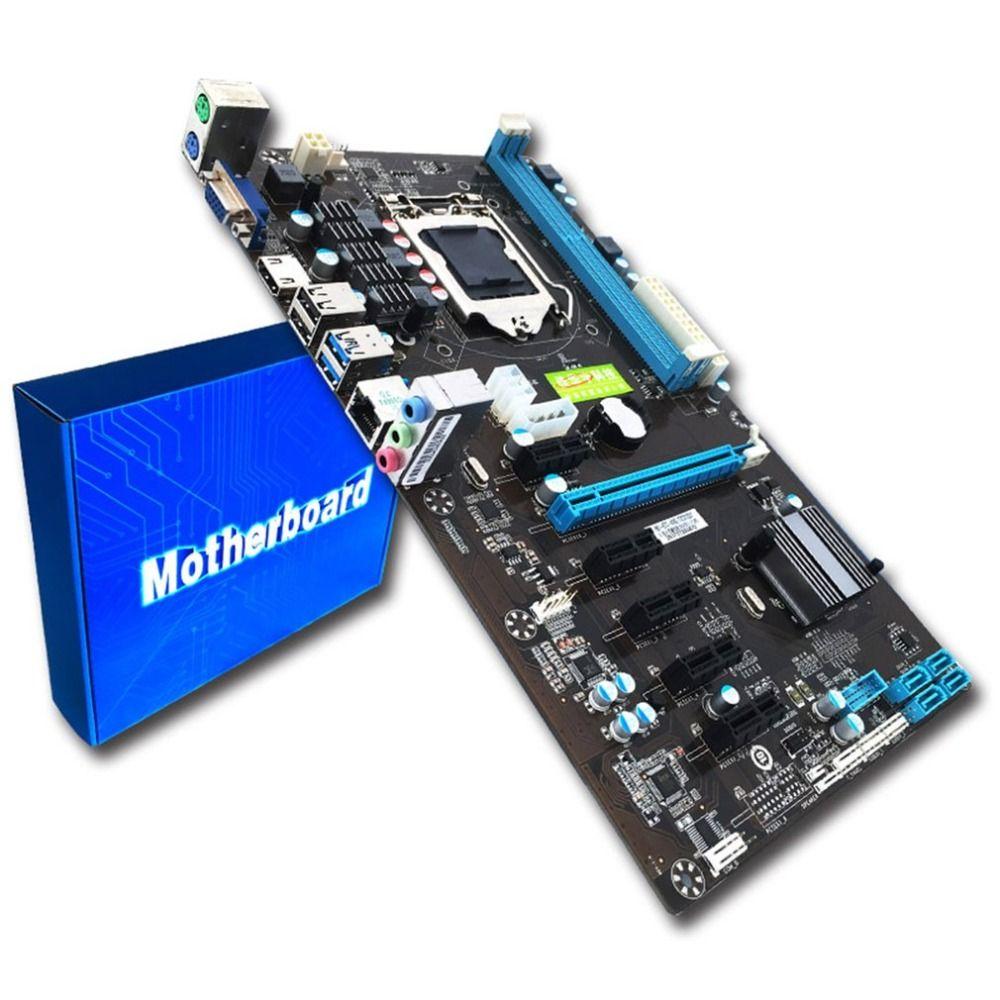 Cpu-schnittstelle LGA 1150 DDR3 Bord Desktop Computer Motherboard 2 Kanal Mainboard Hohe Leistung Computer Zubehör