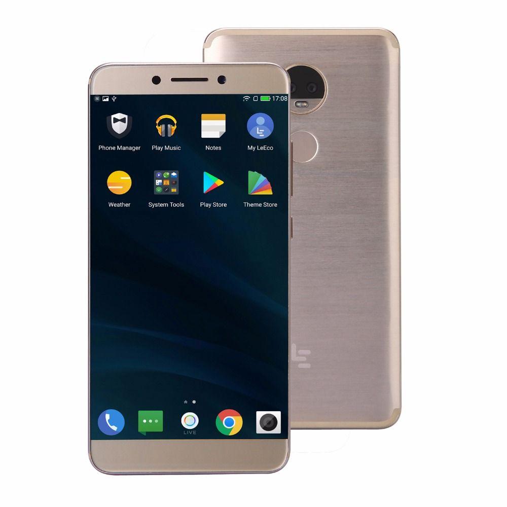 Original Letv LeEco RAM 6G ROM 128G le Max3 X850 FDD 4G Cell Phone 5.7