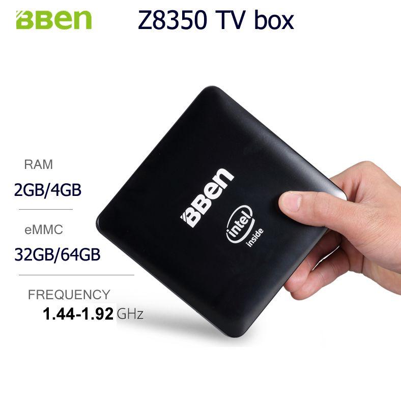 1Piece BBEN Windows 10 OS Intel Mini PC TV Dongle Stick USB3.0/2.0 HDMI Wifi BT4.0 Z8350 CPU Computer 2G/32G Ram 4g/64G Emmc Rom