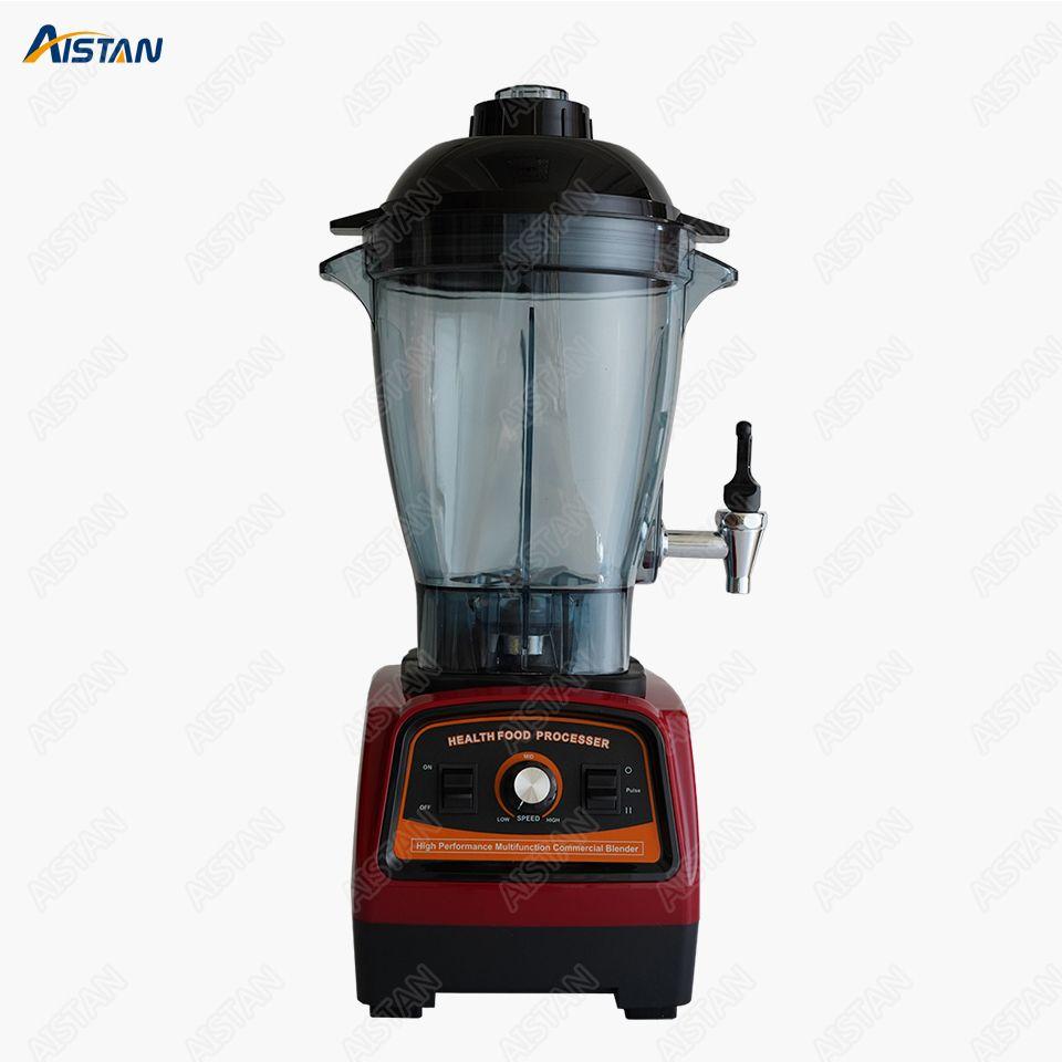 A7600 3HP BPA FREI Heavy Duty 6L kommerziellen professionelle smoothies leistungsstarke mixer mixer entsafter mit deutsch motor 2800 watt