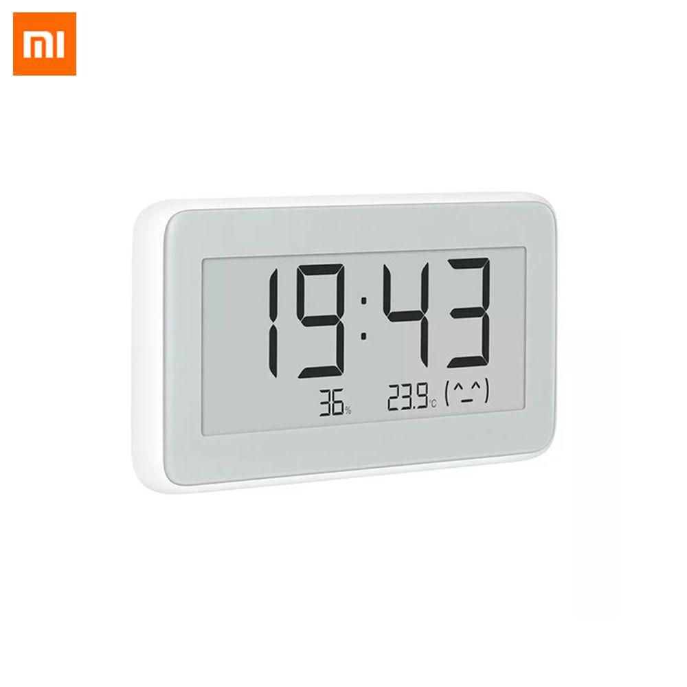 Neue Original Xiaomi Mijia BT4.0 Wireless Smart Elektrische Digitale Indoor & Outdoor Hygrometer Therometer Uhr Werkzeuge Set
