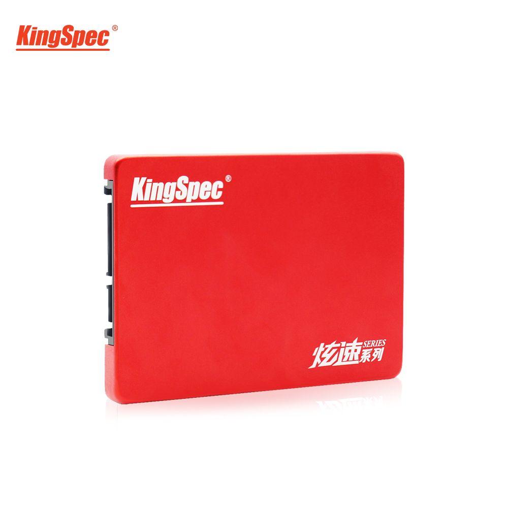 Nouveau KingSpec HDD 2.5 SATA SSD 120GB 240GB SSD 480GB 960GB SATAIII disque dur Disco disque dur interne Duro pour ordinateur portable tablette de bureau