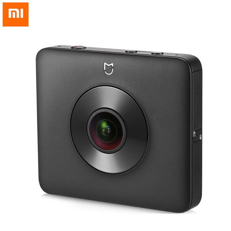 Global Version Xiaomi Mi Sphere 360 Panorama Camera 23.88MP Mijia Camera Action Camera Ambarella A12 3.5K Video Recording WiFi