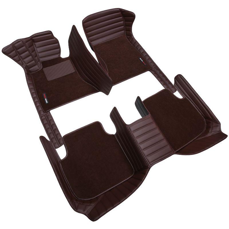 Custom car boden matte Hohe elastische draht matte Für volvo alle modell c30 c70 s40 s60 s60l s80 s80l v40 v60 xc60 xc90 auto zubehör