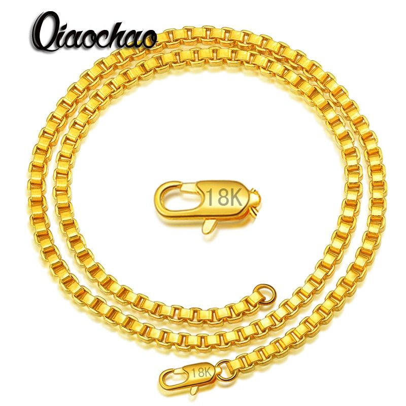 Top Fashion Cool Vintage Gold Color Long 4mm Chain Necklace Wholesale Men Jewelry,New Candy Male Gold Necklace Collier Gift X196