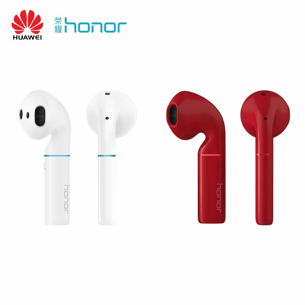 Original Huawei Honor Flypods Pro TWS Drahtlose Bluetooth Kopfhörer Knochen Voiceprint ID Wasserdicht Stereo Sport Headset Mit Mic