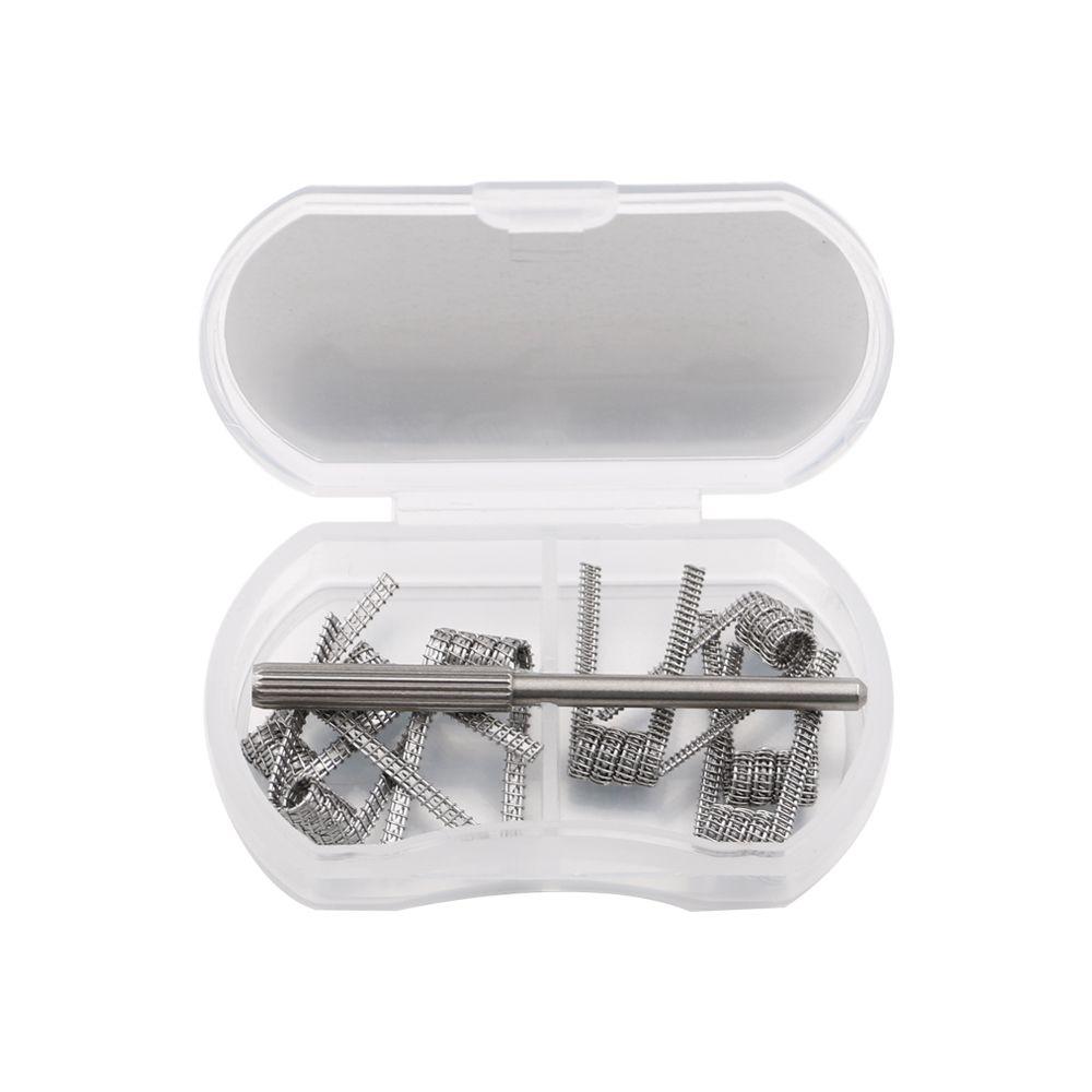 8 teile/paket Original Geekvape Gerahmte Grundnahrungsmittel Spule 2 in 1 RDA RTA RDTA Zerstäuber Tank DIY Coil Elektronische Zigarette Zubehör
