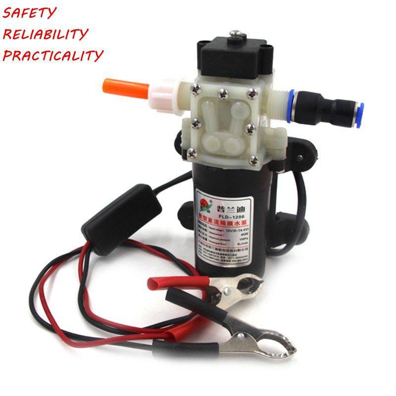 Professionnel électrique 12 V pompe à huile Diesel huile moteur huile extracteur pompe de transfert livraison gratuite 1498
