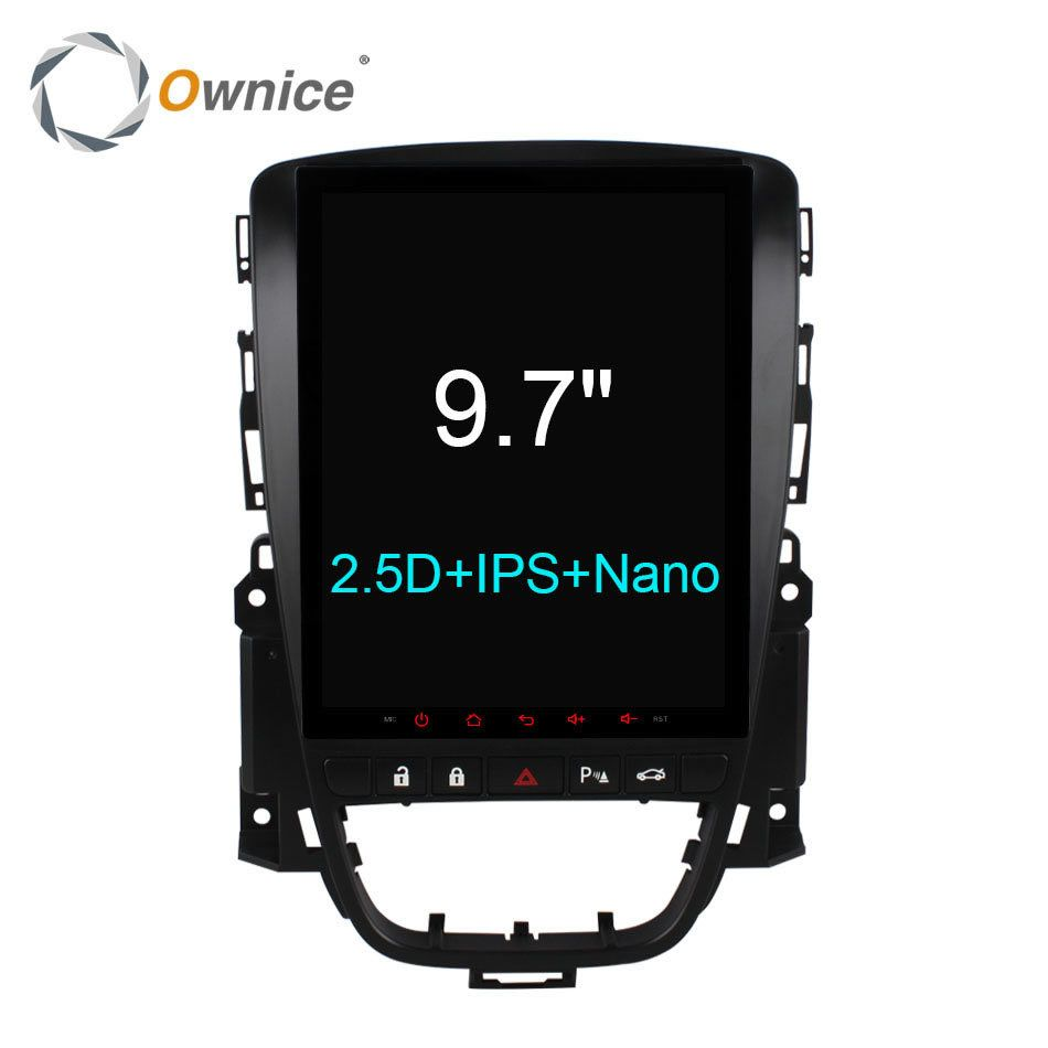 Ownice C600 Vertical 9.7