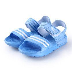 Los niños del verano sandalias antideslizantes resistentes al desgaste pequeño niño Casual sandalias niñas Zapatos Sandalias del verano del niño