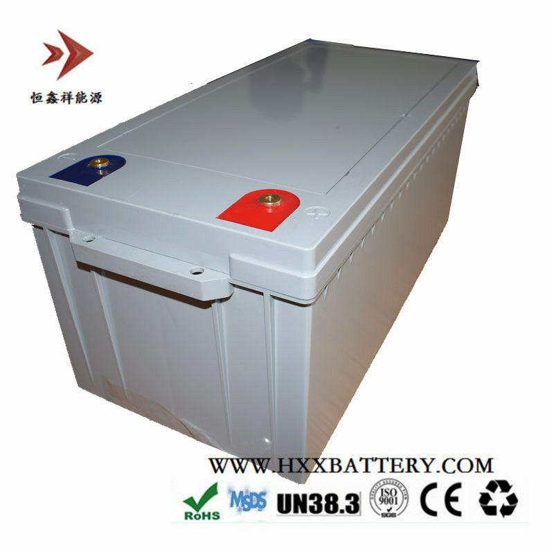 OEM 12 V 24 V 36 V 48 V 200AH LifePo4 Batterie BMS Max 200A Kontinuierliche Entladung Tiefe Zyklus Freies wartung Solar Energie Lagerung