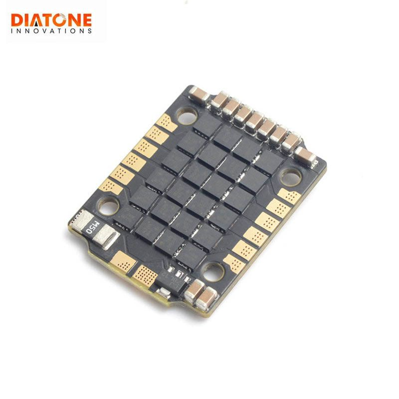 DIATONE Black Mamba F25 25A 2-4S 4 in 1 BLHeli_S Dshot600 ESC For RC Models Multicopter Frame DIY Spare Part Replacement Accs