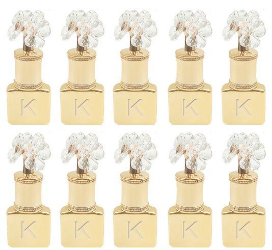 Glesum Rabatt Set Sehr Weich Und Starke Wimpern Verlängerung Make-Up Kleber Hohe Qualität 10 Flaschen Set Und Freies Verschiffen