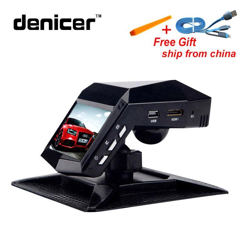 Denicer Novatek 96658 Car Recorder With Perfume Full HD 1296P Car DVR Camera 2