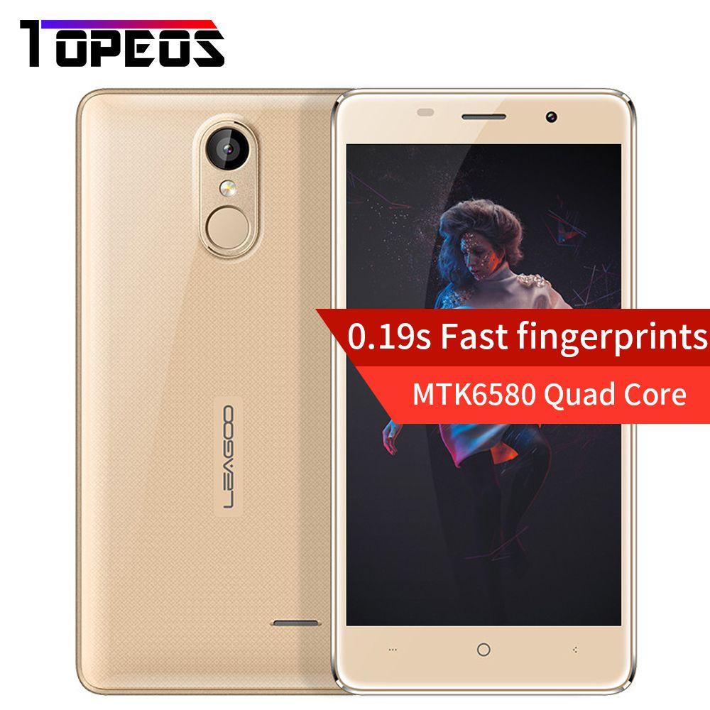Leagoo M5 плюс смартфон 3G 5.0