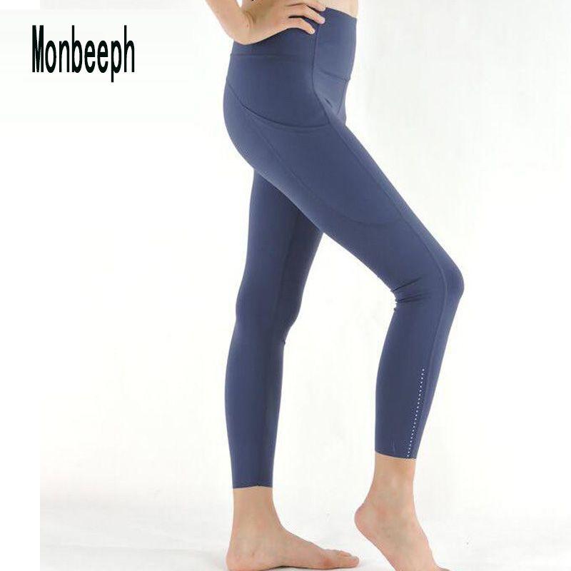Monbeeph imprimé leggings taille haute pantalon cheville longueur pantalon 7/8 capris pantalon crayon skinny pantalon