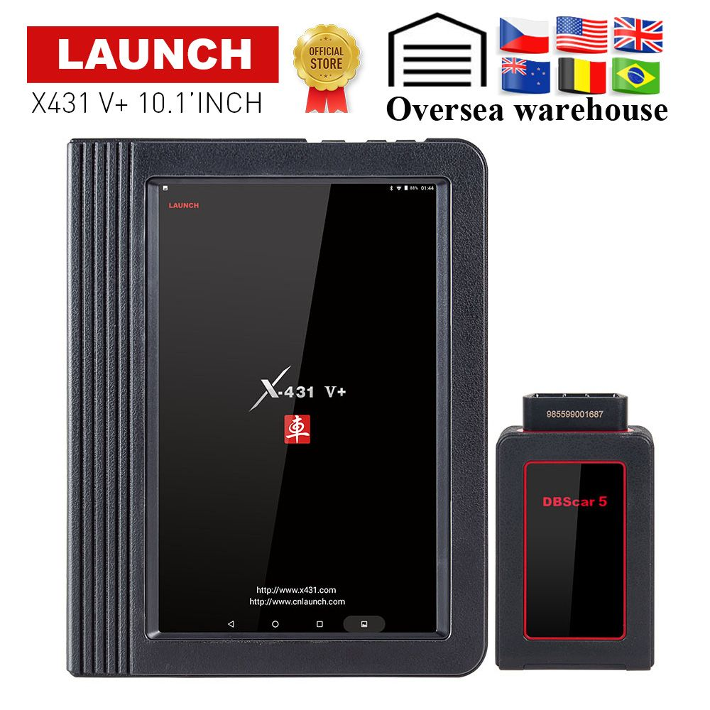 LAUNCH X431 V Plus 10.1