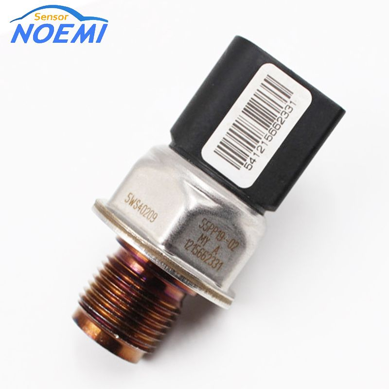 Fast Delivery and Free Shipping High Quality Oil Rail Pressure Sensor Drucksensor For LR3 LR4 2.7 5WS40209 55PP19-02