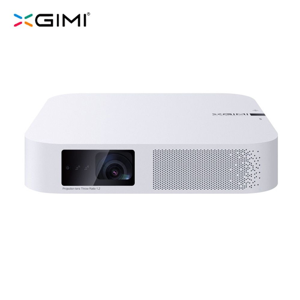 XGIMI Z6 Polar Smart Projector 1080P Full HD 700 Ansi Lumens LED DLP Mini Projector Android 6.0 Wifi Bluetooth Smart Home Theate