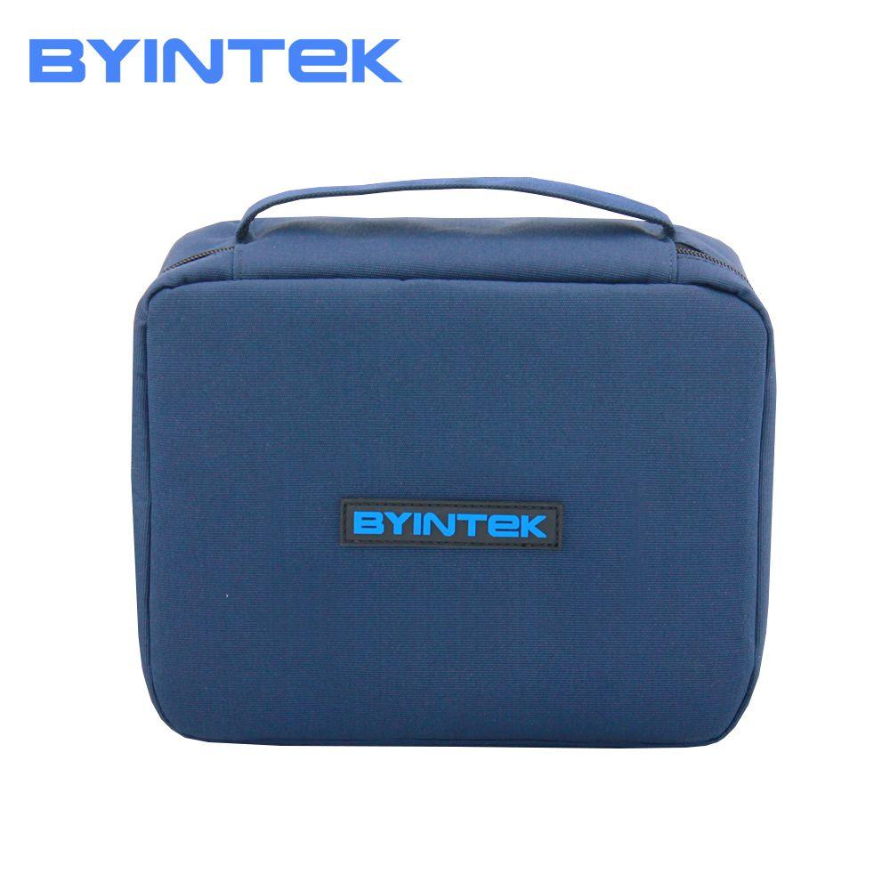 BYINTEK Marke Original Mini Projektor Fall Tasche Tragbaren Tuch Schutz für SKY GP70 K1 K2 UFO P8I MD322 R15 R11 r9 R7